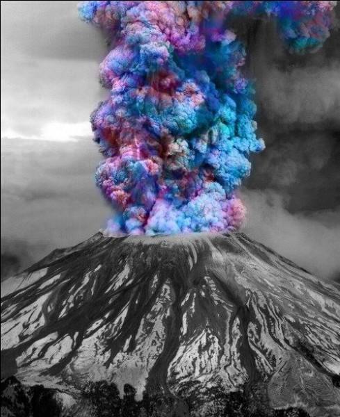 Où est le volcan de la Soufrière ?