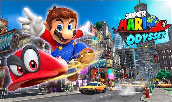 """Quelle est la date de sortie de """"Super Mario Odyssey"""" ? (Switch)"""