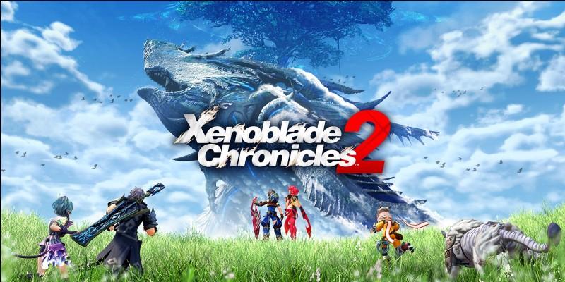 """Quelle est la date de sortie de """"Xenoblade Chronicles 2"""" ? (Switch)"""