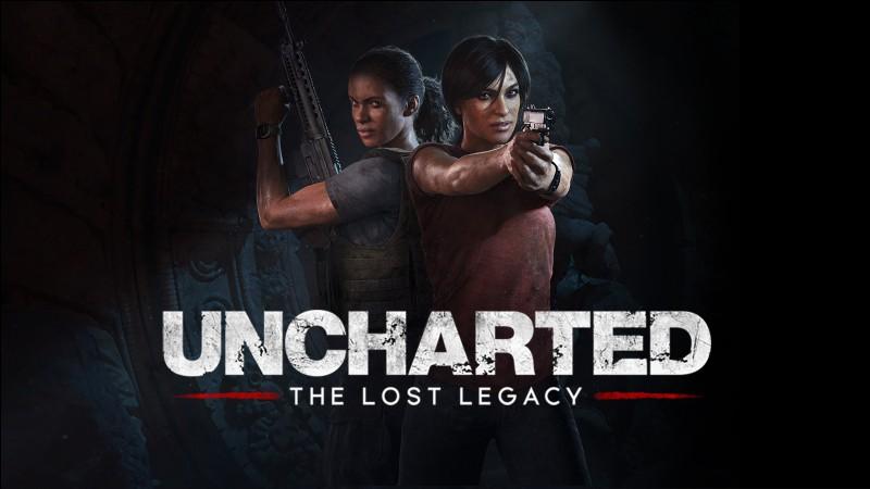 """Quelle est la date de sortie d'""""Uncharted : The Lost Legacy"""" ? (PS4)"""