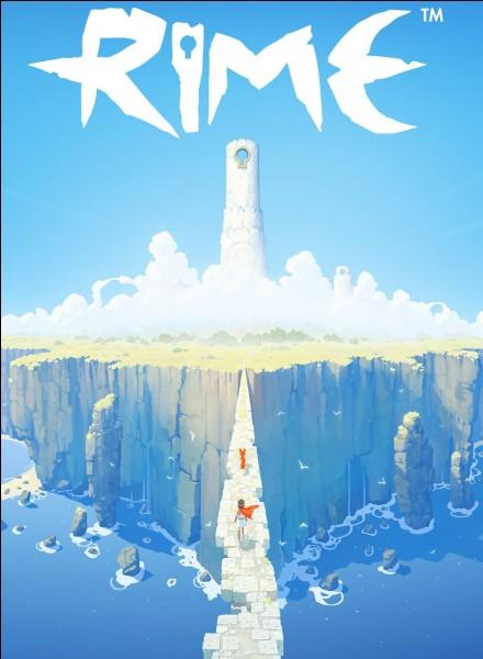"""Quelle est la date de sortie de """"Rime"""" ? (XBox One, PS4, PC et Switch)"""