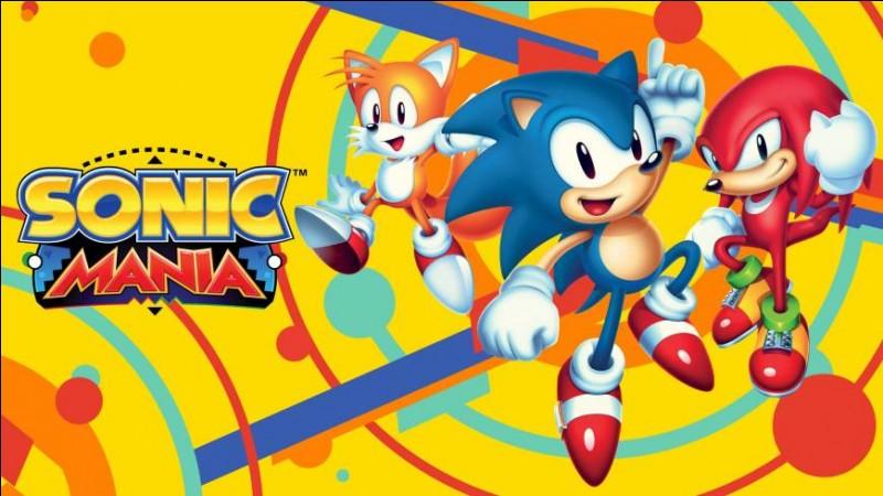 """Quelle est la date de sortie de """"Sonic Mania"""" ? (XBox One, PS4, PC et Switch)"""