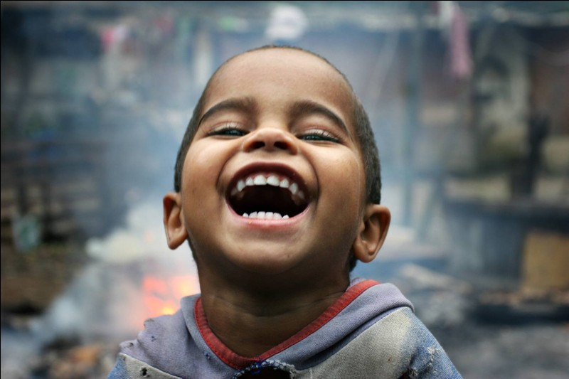 Aimez-vous faire rire vos proches ?