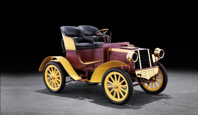 Es-tu passionnée d'automobile ?