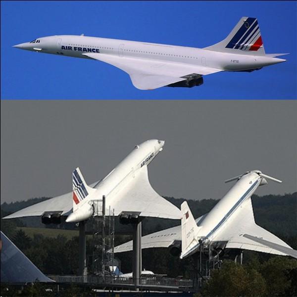 Dans le domaine de l'aviation : Le « Concorde » est le premier avion supersonique civil à avoir volé !Que dire de cette affirmation ?
