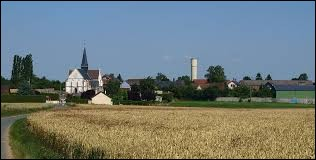 Pour terminer cette balade, je vous emmène dans l'Oise, à Verderel-lès-Sauqueuse. Nous serons en région ...