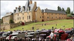 Notre première balade de 2018 commence au manoir de la Perrine de Cry, à Avoise. Nous sommes dans la Sarthe, en région ...