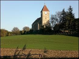 Je vous emmène en Franche-Comté, à Battrans. Nous serons dans le département... (je vous rappelle que nous jouons avec les anciennes régions)