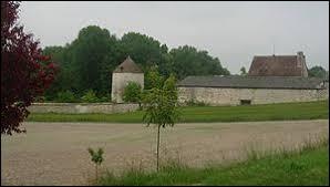 Commune Auboise, Bouy-sur-Orvin se trouve en région ...