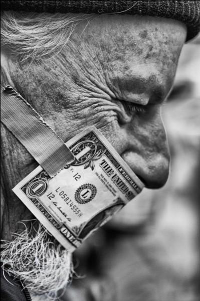 Qu'est-ce qui est à l'origine du symbole du dollar, le $ ?