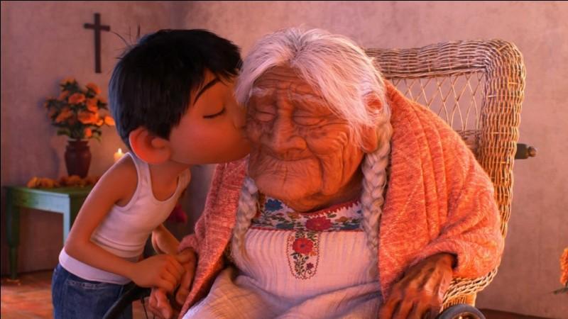 Qui est le vrai père de Mamá Coco ?