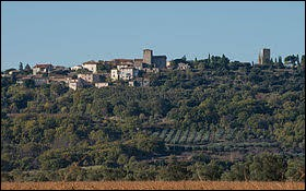 Lacoste est une commune Héraultaise située dans l'ex région ...