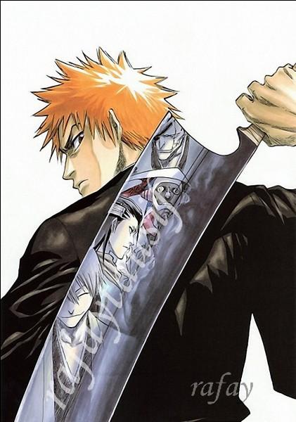 À l'aide du personnage, trouvez le manga !