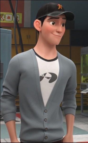 """Comment s'appelle ce personnage dans """"Les Nouveaux Héros"""" ? (février 2015)"""