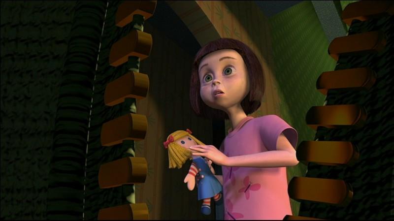 """Comment s'appelle ce personnage dans """"Toy Story"""" ? (mars 1996)"""