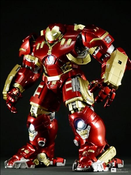 Comment s'appelle cette armure d'Iron Man ?