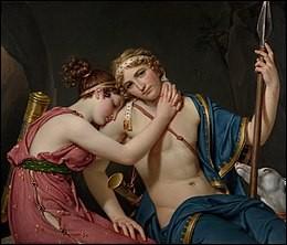 """Qui a peint """"Les Adieux de Télémaque et d'Eucharis"""" ?"""