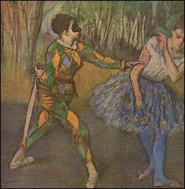 """Qui a peint """"Arlequin"""" ?"""
