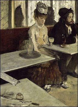 """Qui a peint """"L'Absinthe"""" ?"""