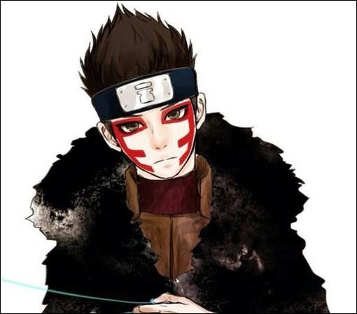 Shinki est le fils de Gaara.