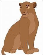 Comment la mère de Simba s'appelle-t-elle ?