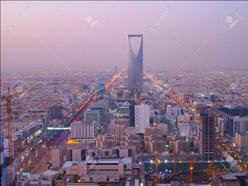 Avez-vous trouvé le pays du Riyad ?