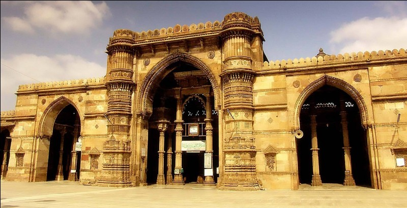 Mais savez-vous où se trouve Ahmedabad ?