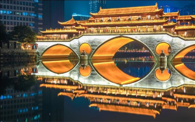 Je vous emmène à Chengdu, dans quel pays serez-vous ?