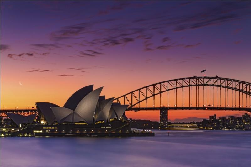 Sydney n'est pas la capitale de son pays, et pourtant, beaucoup se trompe.