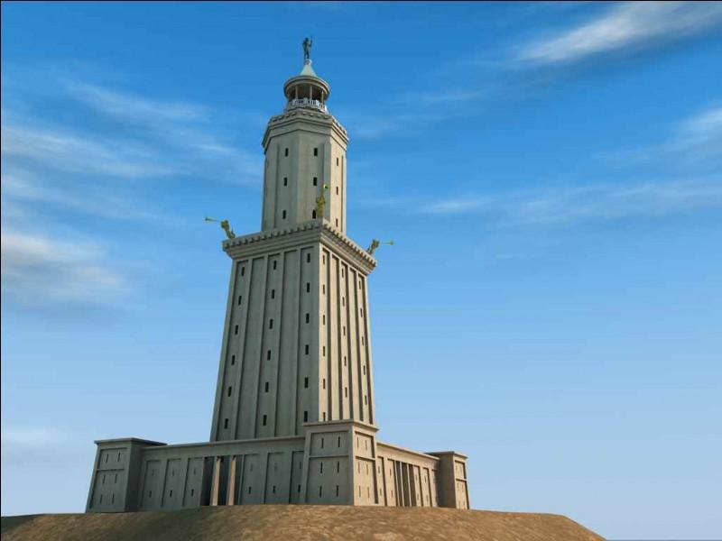 Essayez de situer la ville d'Alexandrie !