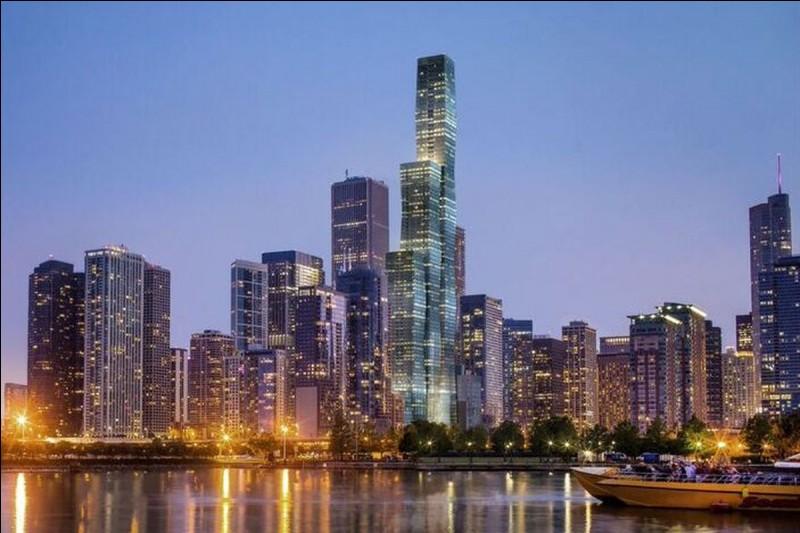 Chicago se trouve :