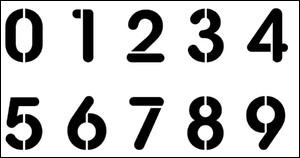 Choisis un chiffre.