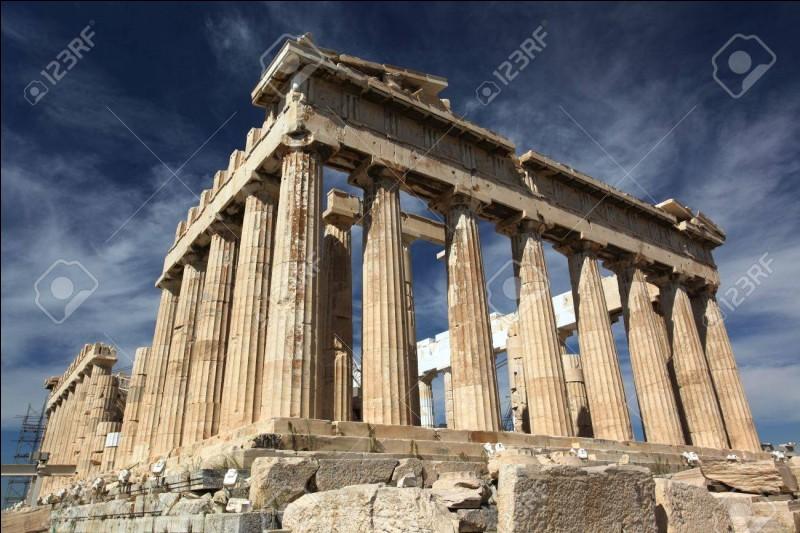 À quoi ressemble le drapeau de la Grèce ?