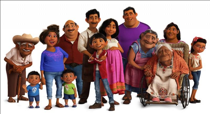 Durant la première partie du film, que ne supportent pas les membres de la famille Rivera ?