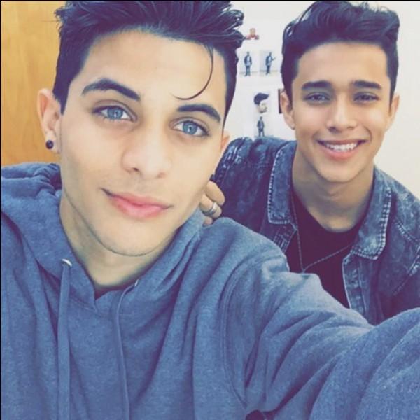 Comment appelle-t-on Joel et Erick ?