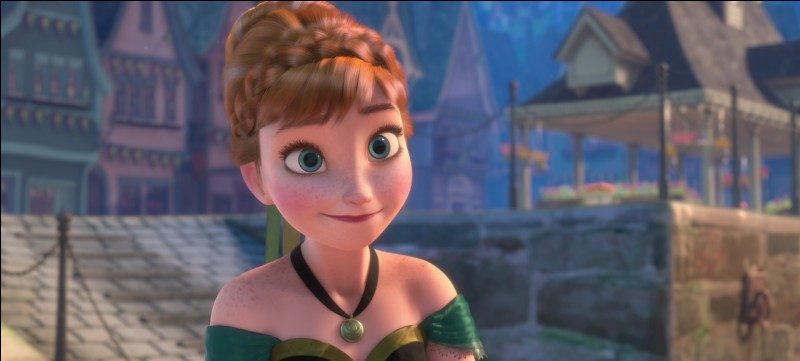 Anna n'aime pas Hans.