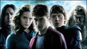 """Quel est ton film """"Harry Potter"""" préféré ?"""