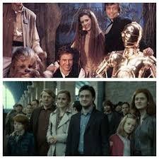 Harry Potter ou Star Wars ?