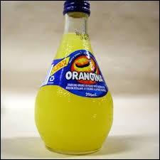 Durant quelle décennie est apparue la boisson Orangina ?