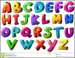 Quelle est la 15e lettre de l'alphabet ?