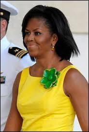 Michelle Obama a été connue après l'élection de son mari au poste de Président des Etats-Unis d'Amérique. Quel métier exerçait-elle ?