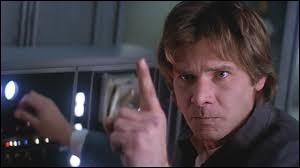 Dans quel film voit-on pour la première fois Han Solo ?