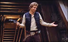 Qui est l'interprète d'Han Solo ?