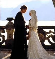 Avec qui Anakin s'est-il marié ?