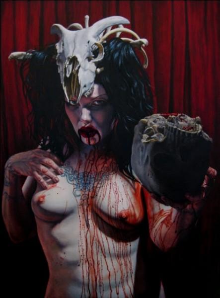 Qui est cette titanide compagne d'Artémis ? Osant comparer son corps avec celui de la déesse, pour punition Dionysos la viola, devenue folle elle sera une violente tueuse d'hommes.