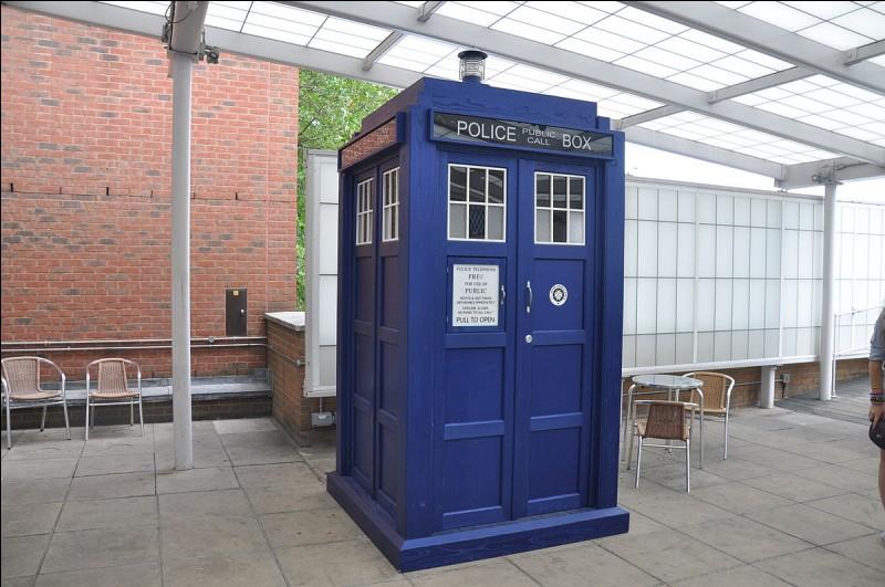 Doctor Who a pour la première fois paru en :