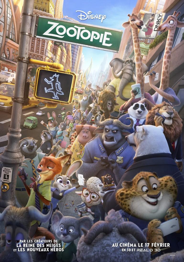 Bienvenue à Zootopie ! film n°2