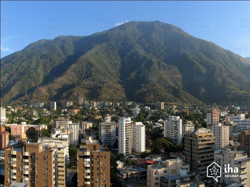 Savez-vous où se trouve Caracas ?
