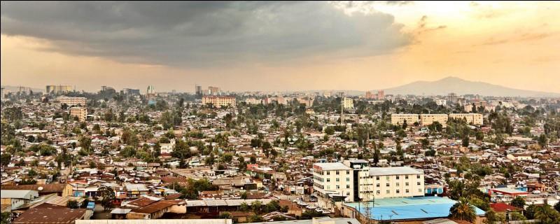 Cette fois-ci, je vais vous faire visiter Addis-Abeba. Retrouvez-moi son pays !