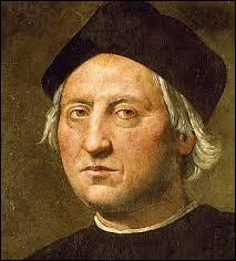 Quel est le nom de famille de Christophe Colomb ?